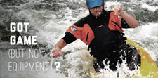 Jock Sale Kayaker