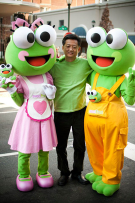 SweetFrog Founder