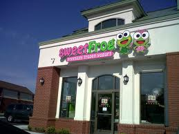SweetFrog Exterior