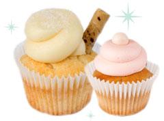 Bliss Cupcake Café Cupckes
