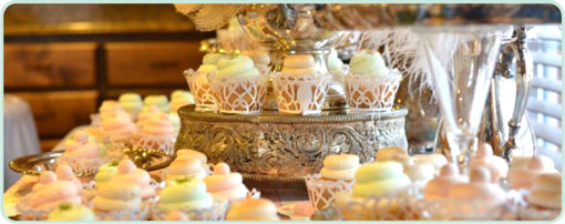 Bliss Cupcake Café Cupcake Display