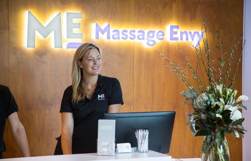 Franchise Information For Massage Envy