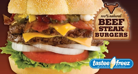 rita s tastee burgers case Liquid custard and italian ice mixed together to make a creamy drink made with our award-winning frozen custard and low fat milk to make it one of the best milkshakes you have ever had.