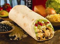 Moes Burrito