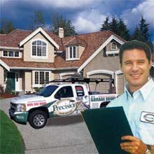 Franchise information for precision door service for Top garage franchise