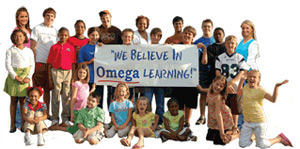 Omega Learning Students