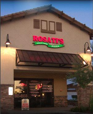 Rosati's Exterior