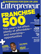 Mr. Payroll Entrepreneur Franchise 500