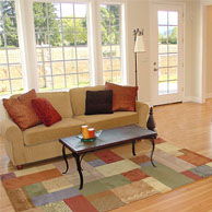 Floor Coverings International Living Room
