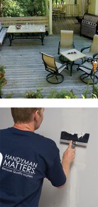 Handyman Matters Repairs