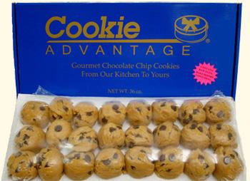 Cookie Advantage Cookies