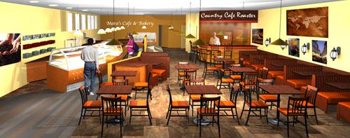 C Bakery Cafe Franchise Cost