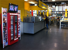 DVDNow Rental Kiosks Franchise Costs and Franchise Info ...