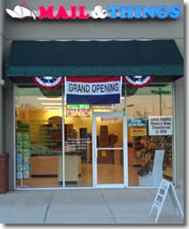 MailBoxStores Exterior