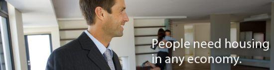 Real Property Management Header