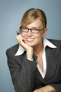 At Work Businesswoman