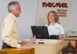 PakMail Interior