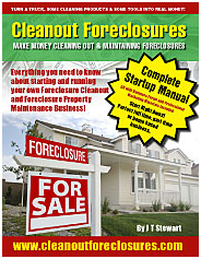 Cleanout Foreclosures Brochure