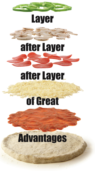 Noble Roman's Layers