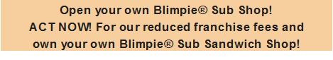 Blimpie Open