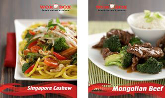Wok Box Fresh Asian Kitchen Franchise Costs And Franchise Info For