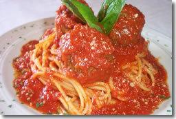 Squisito Spaghetti and Meatballs