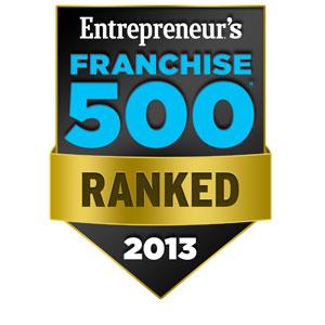 Hand and Stone Entrepreneurs 500