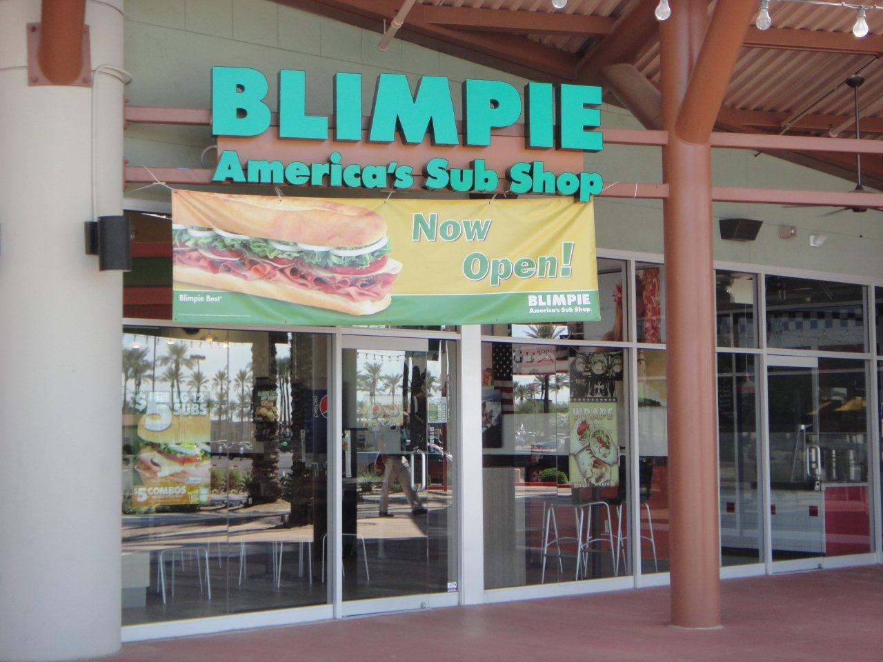 Blimpie Stores