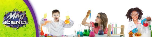 Mad Science Header