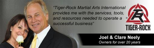 Tiger-Rock Martial Arts Testimonial