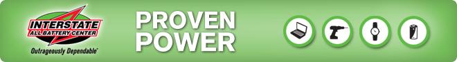 Interstate Battery Logo