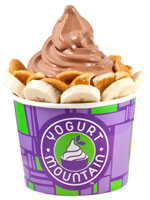Yogurt Mountain Fruit
