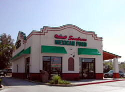 Sombrero Mexican Food Franchise