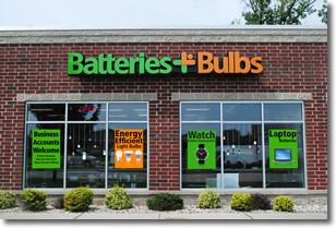 Batteries Plus Store Front Pic