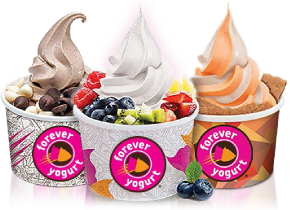 Forever Yogurt Cup