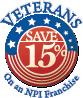 NPI Veterans logo