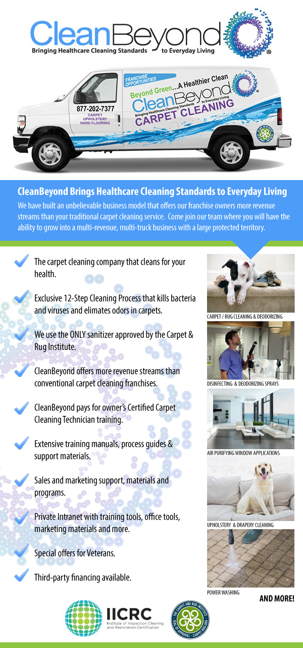 CleanBeyond Carpet Cleaning