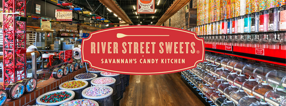 franchise information for river street sweets savannahs candy kitchen - Candy Kitchen