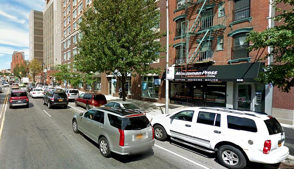 Wayne Herman's Minuteman Press franchise is located in the heart of Brooklyn at 305 Atlantic Avenue