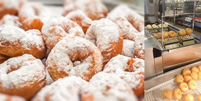 The Dapper Doughnut donuts