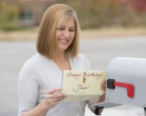 BirthdayPak Recipient