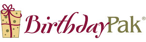 BirthdayPak Logo
