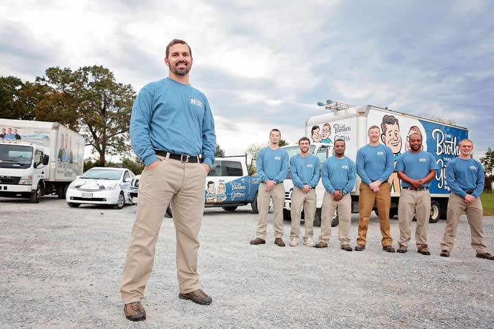 The Brothers That Just Do Gutters Franchise