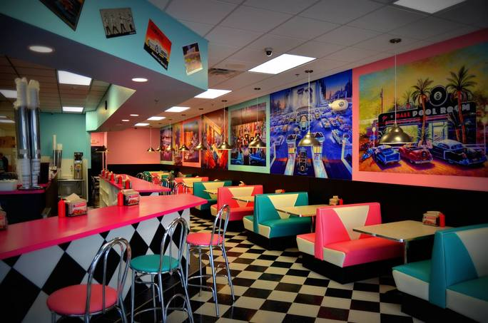 Hwy 55 Near Me >> Hwy 55 Burgers Shakes Fries Franchise Costs And Franchise Info For