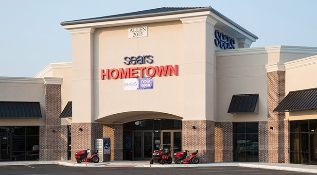 Sears Hometown Amp Outlet Stores Franchise Costs And