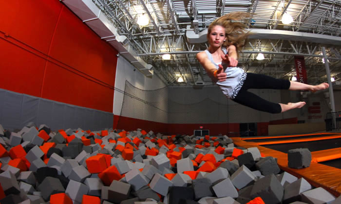 Airtime Trampoline Amp Game Park Franchise Costs And