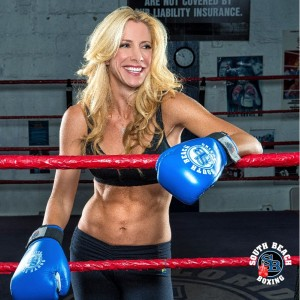 Founder And Owner Jolie Glman Has Taken The Same Exercises Actual Training That Real Pro Boxers Use To Get Lean Toned Made Them Available