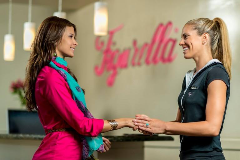 womens fitness franchise