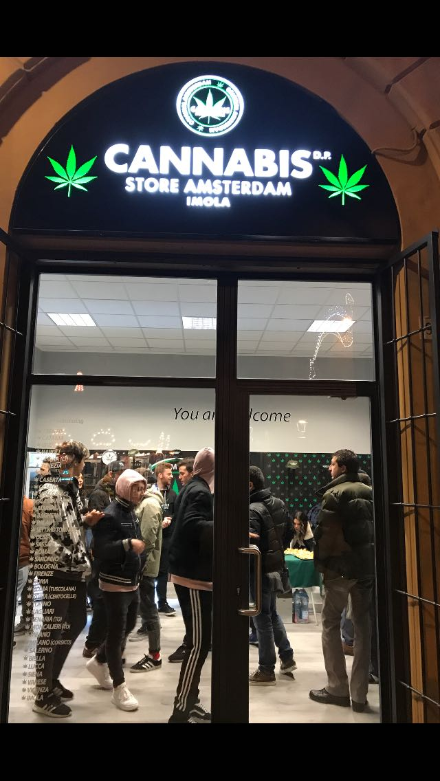 Cannabis Store Amsterdam Franchise Costs and Franchise Info
