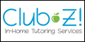 CLUB Z! IN-HOME TUTORING
